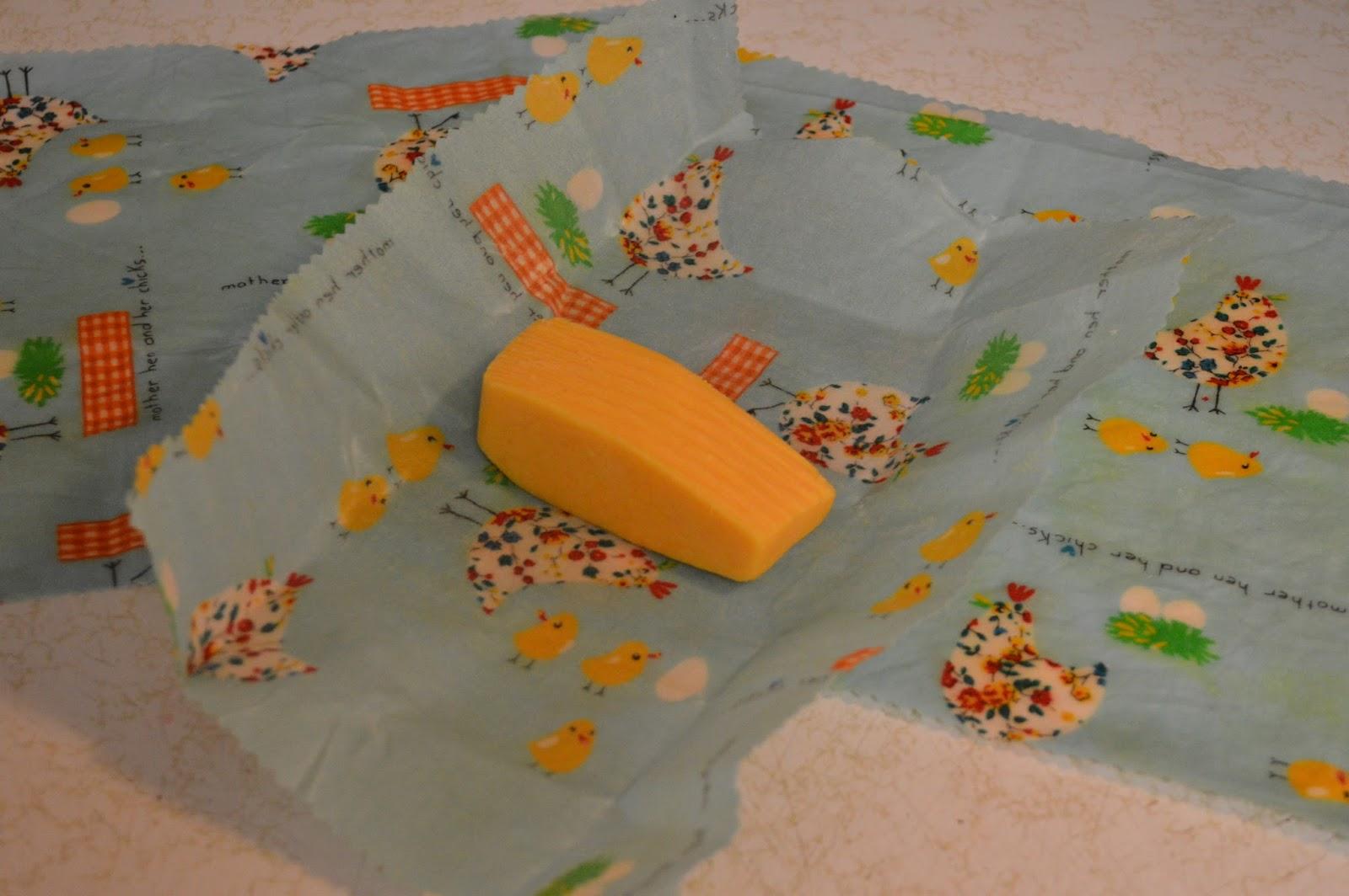 inspired mama musings: *beeswax cloth tutorial