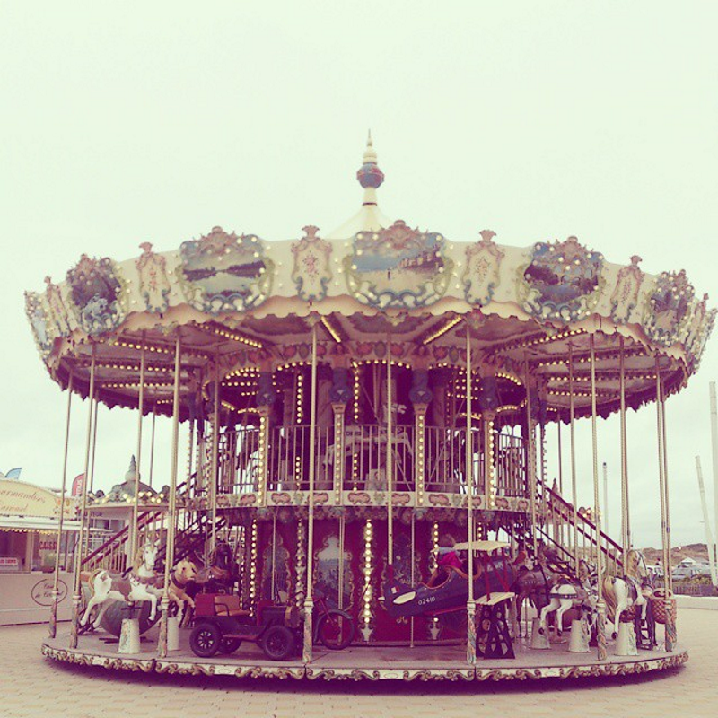 manege digue le touquet paris plage