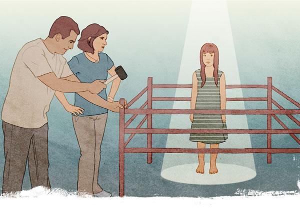 Ciri-ciri Orang Tua Egois