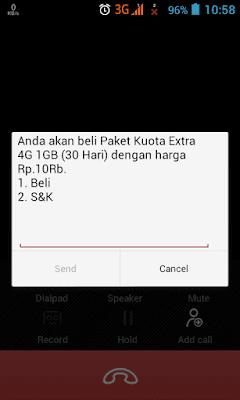 Paket Satelite Telkomsel 4G Terjangkau 1 GB 10 Ribu