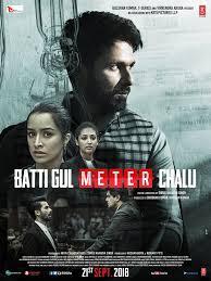 Batti Gul Meter Chalu (2018) Full Movie Hindi 720p  BRRip  400mb ESub x264