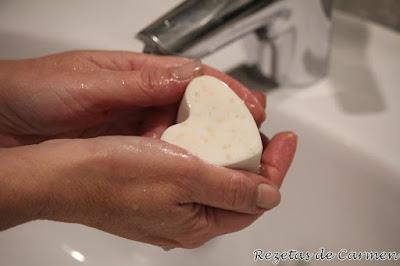 Como hacer jabón casero reciclando aceite usado