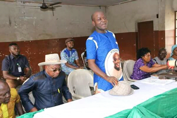 Abia State Government is working to solve Pension payment challenges – @JohnOkiyiKalu