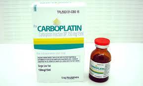 سعر ودواعى إستعمال دواء كاربوبلاتين Carboplatin حقن لعلاج سرطان الرئة والمبيض