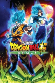 Watch Dragon Ball Super: Broly Online Free in HD