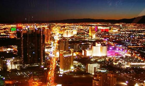 Stratosphere Casino, Hotel & Tower in Las Vegas