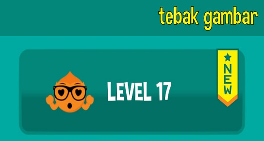jawaban tebak gambar level 17