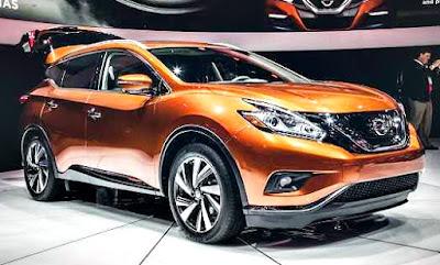 Nissan Murano 2017 frente