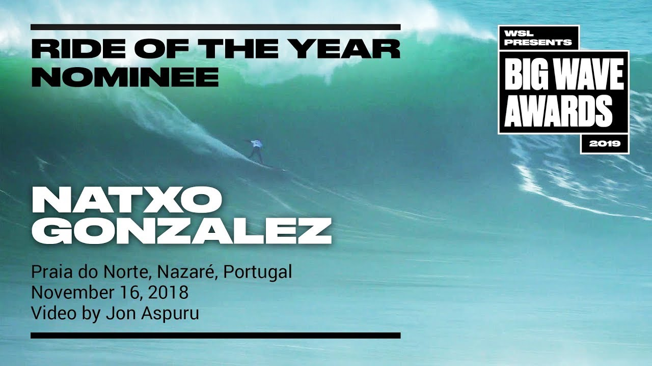 WSL Big Wave Awards Nominees are in See it live on May 2