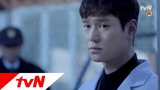 tvN 2018年第一檔月火劇《Cross-神的禮物》公開概念預告片 高庚杓 曹在顯聯手演出