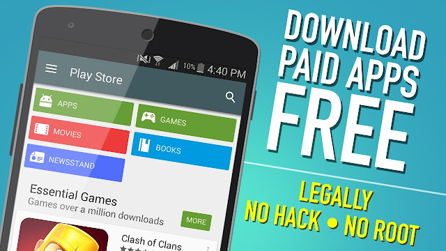 How to Download Top Paid Android Apps for Free?