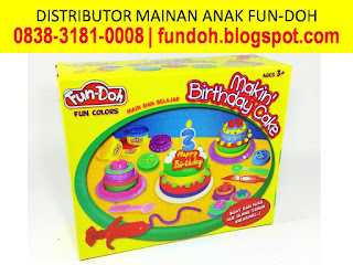 Toko Mainan anak perempuan, fun doh Birthday cake, mainan anak perempuan 2 tahun, mainan anak perempuan 3 tahun, mainan anak-anak masak-masakan, mainan anak perempuan masak masakan,
