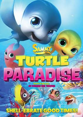 Sammy & Co.: Turtle Paradise [2017] [NTSC/DVDR] Ingles, Español Latino