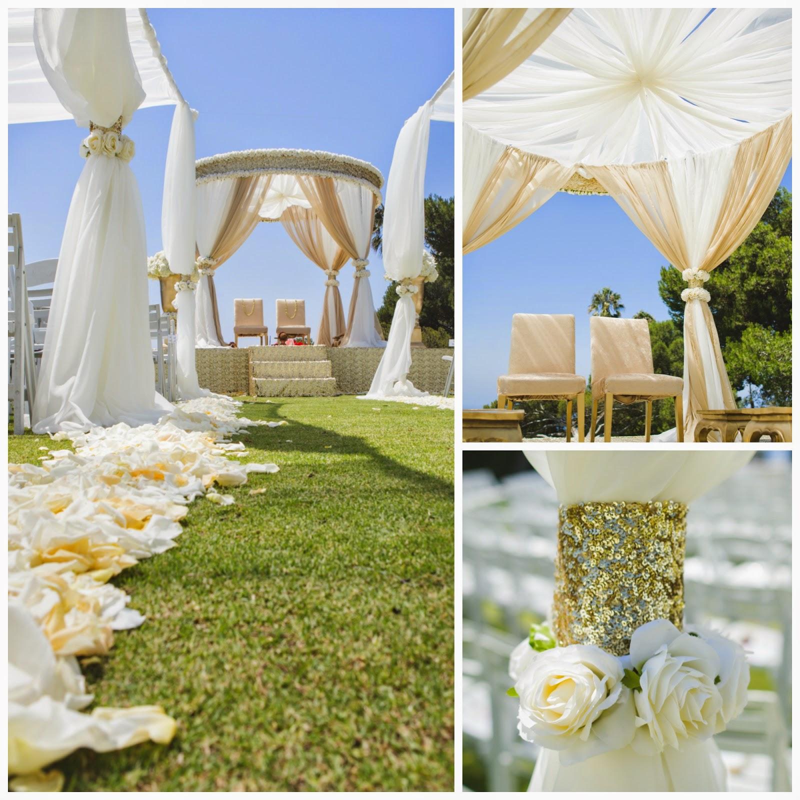 Black And Gold Wedding: Shawna Yamamoto Event Design: Gorgeous White, Black, And