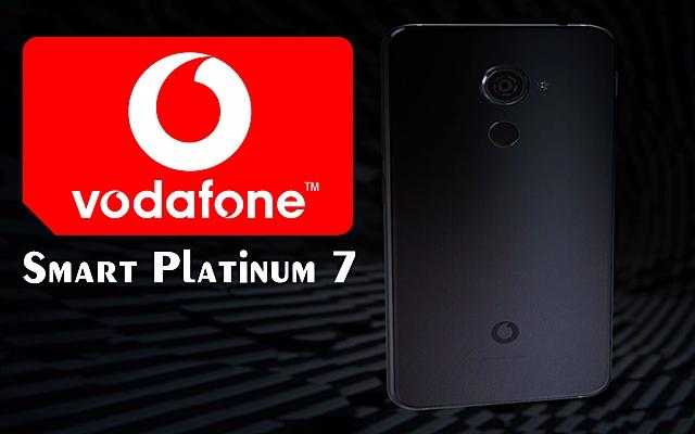 سعر و مواصفات هاتف Vodafone Smart Platinum 7 - مدونة الأهراس