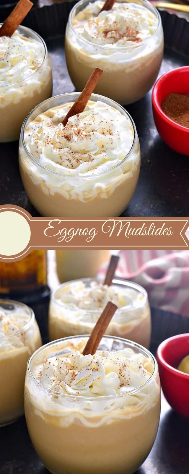 Eggnog Mudslides