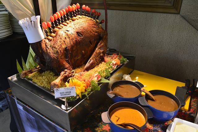 Buffet Ramadan Ancasa Hotel & Spa