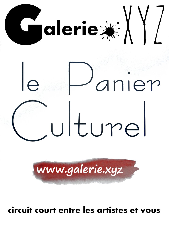Panier Culturel Galerie.xyz