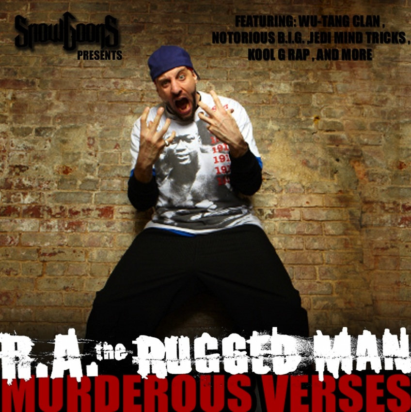 2016 R A The Rugged Man Ous Verses