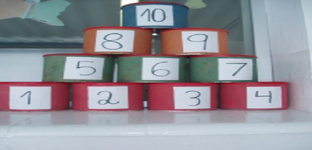 Hoje trago para vocês um jogo de matemática para trabalhar sequência numérica e reconhecimento dos números, para crianças de 3 a 6 anos. Aprender de forma lúdica.