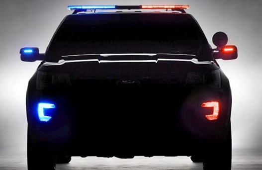 2020 Ford Crown Victoria Police Interceptor