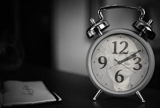Money Decision Alarm Clock