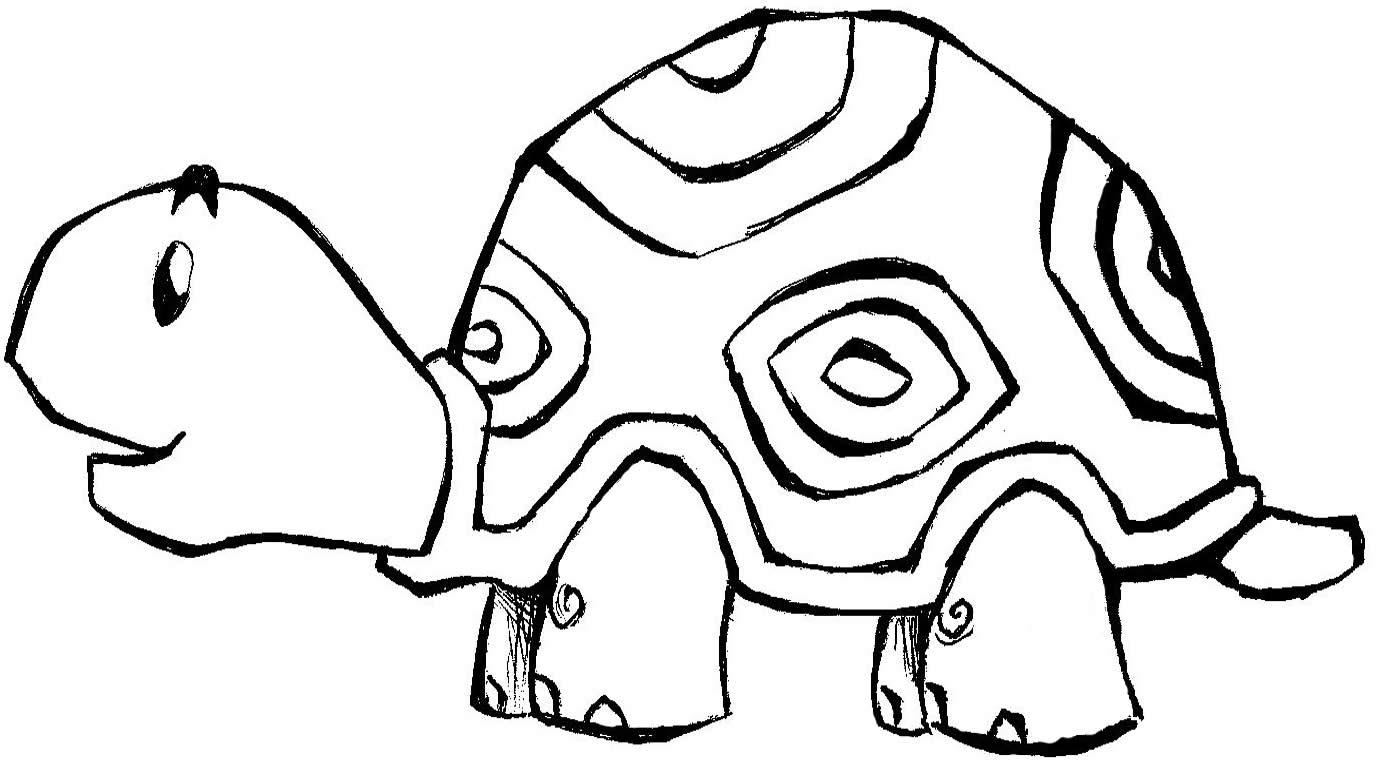 Desenho De Animais Para Imprimir