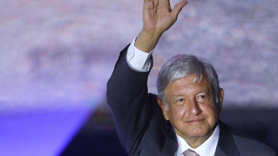 Este es el tercer intento de llegar a la Presidencia de México para AMLO / GETTY IMAGES