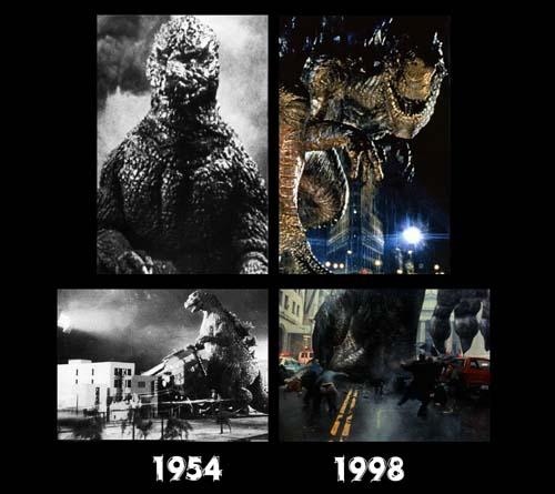 Foto-foto Perbandingan dan Evolusi Film dari Masa Ke Masa ...