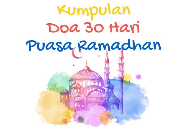 Kumpulan Do'a 30 Hari Puasa Ramadhan – Download Ebook