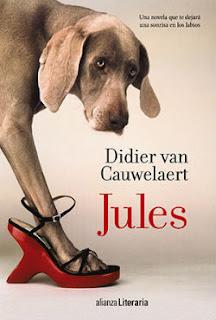 Portada del libro Jules de Didier Van Cauwelaert