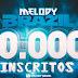 CD MELODY 2019 X MARCANTE ESPECIAL 10K CANAL MELODY BRAZIL 2019 - DJ RYAN MIX
