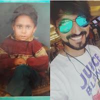 Hitesh_Kumar_Childhood_Photo
