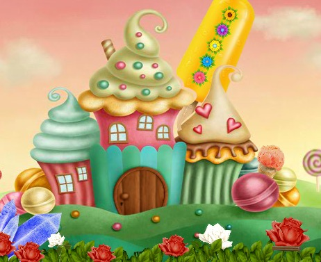 FirstEscapeGames Candyland Squirrel Escape