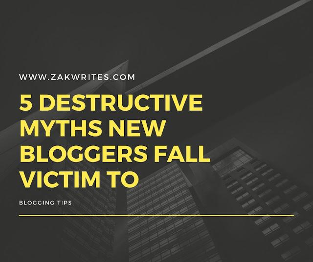 myths about blogging, blogger myths,myths about blogging that make people fail, blogging myths that aren't true, blog myths,blogger myths,myths about blogging