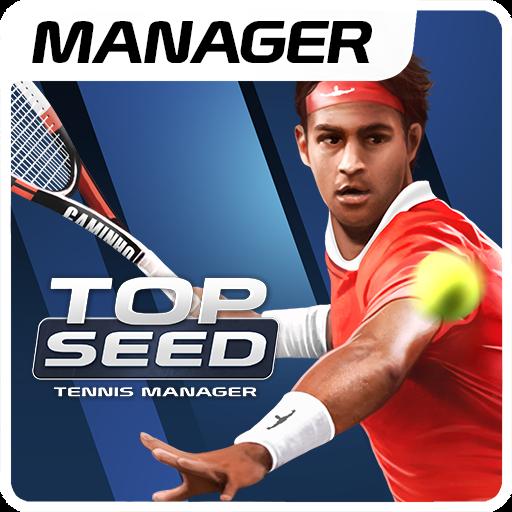 تحميل لعبه TOP SEED Tennis Game مهكره اخر اصدار