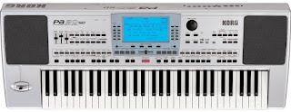 Download Style Keyboard Korg PA50 Gratis