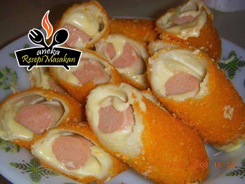 Resepi Roti Gulung Sosej Berkeju http://banyakresepi.blogspot.com/