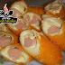 Resepi Roti Gulung Sosej Berkeju (SbS)