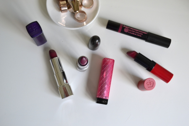 The Edit | Plum Lips