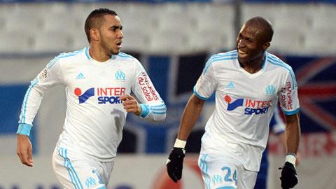 Những con số biết nói trên cho thấy được sự bùng nổ của đội bóng  Marseille.