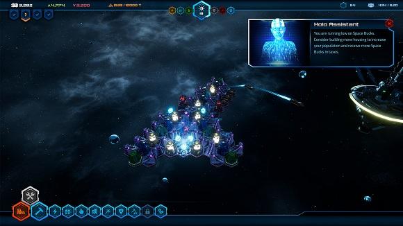 Starport Delta Gameplay