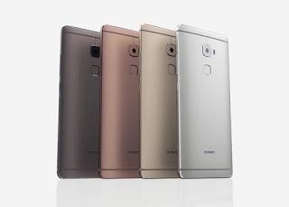 Smartphone Huawei Mate S Terbaru