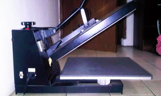 Harga Mesin Press Kaos dan Spesifikasi Lengkap Baru