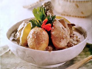 Gambar Resep Opor Ayam Poyah