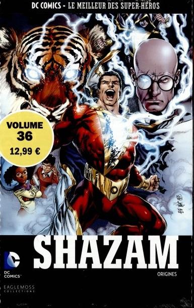 SHAZAM (DC COMICS LE MEILLEUR DES SUPER-HEROS TOME 36 CHEZ EAGLEMOSS ... 226fec394ad2