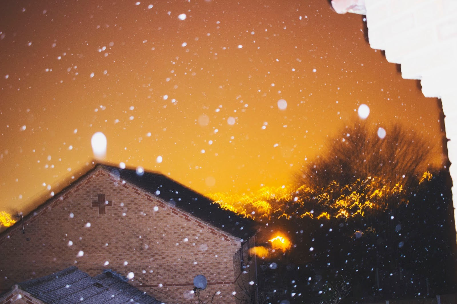 Belper Snow, Snow in Belper, Snow in Derbyshire, Katie Writes,