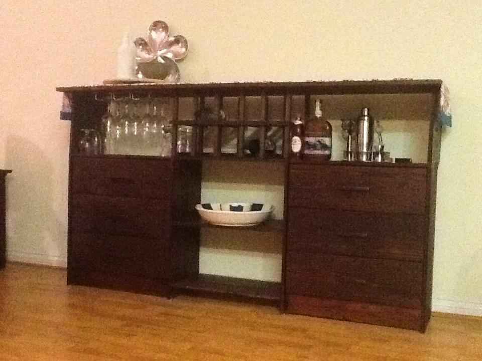 Diy Rast Wine Cabinet Get Home Decorating