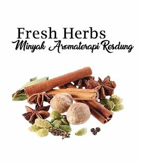 Minyak Aromaterapi Resdung Fresh Herbs 1
