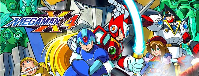 Al's Gaming Stuff: Mega Man X4 Review